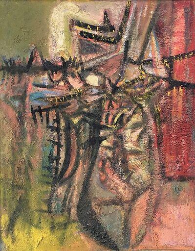 Ben Wilson, 'Birth of Eve', ca. 1955