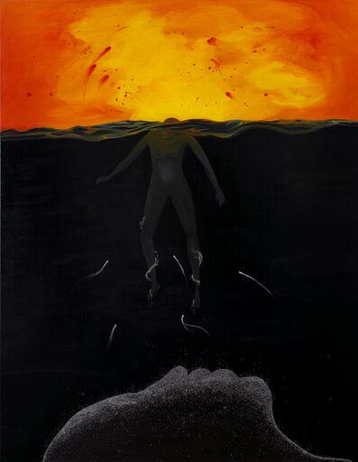 Daniela Yohannes, 'Black Oil', 2019