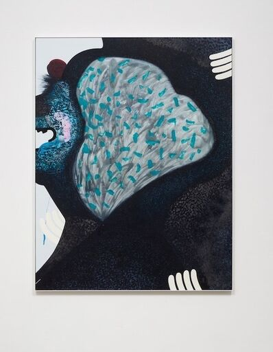 Lui Shtini, 'Nerves', 2020