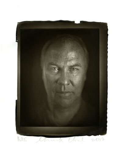 Chuck Close, 'Robert', 2012