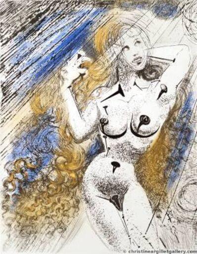 Salvador Dalí, 'Marilyn Monroe'
