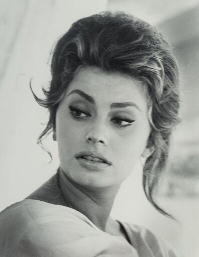 Alfred Eisenstaedt, 'Sophia Loren', 1961-1979