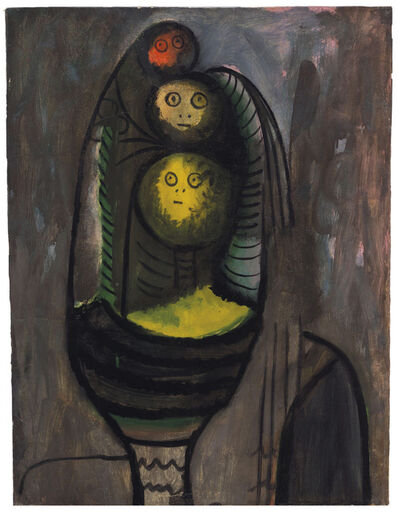 Wifredo Lam, 'Untitled', circa 1943