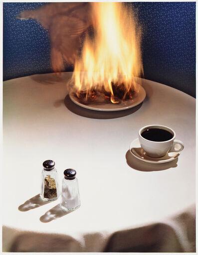 Jo Ann Callis, 'Salt, Pepper, Fire', 1980