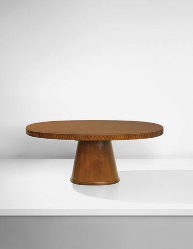 Paolo Buffa, 'Rare dining table', ca. 1949
