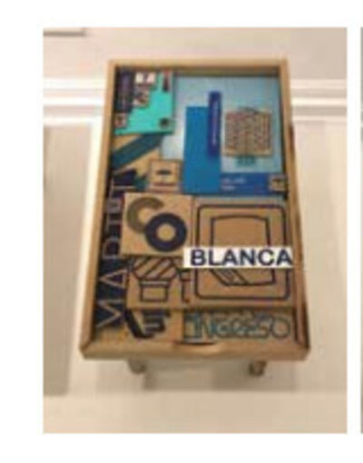 Elisa Strada, 'Serie CMYK', 2019