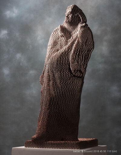 Kim Seungwoo, 'Balzac', 2018
