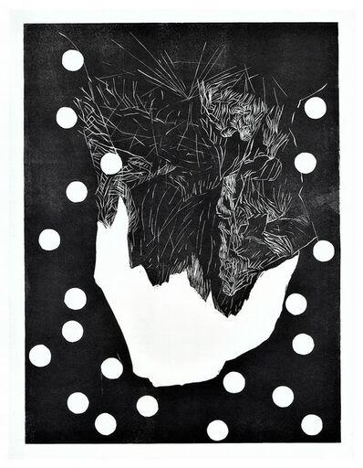 Georg Baselitz, 'Indianergrab', 2002