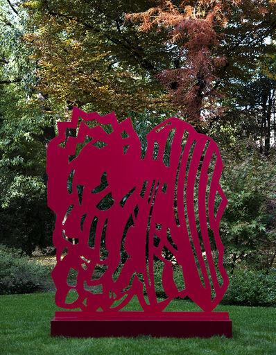 Pietro Consagra, 'Doppia Bifrontale', 2001