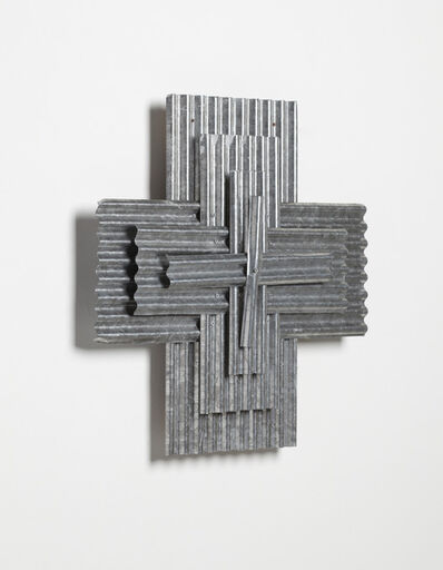 Kishio Suga 菅木志雄, 'Composition of Length and Cross', 1996