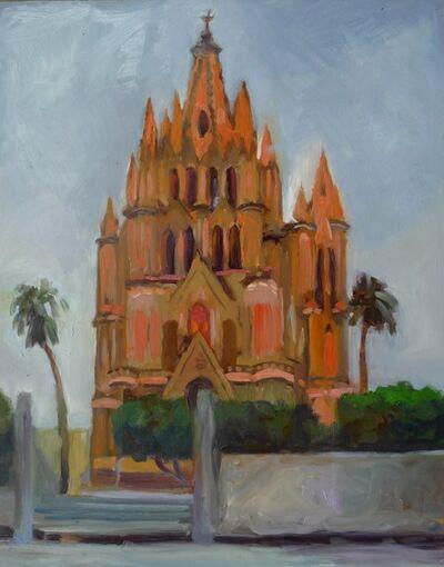 Wright Moore, 'Parroquia de San Miguel Arcángel', 2018