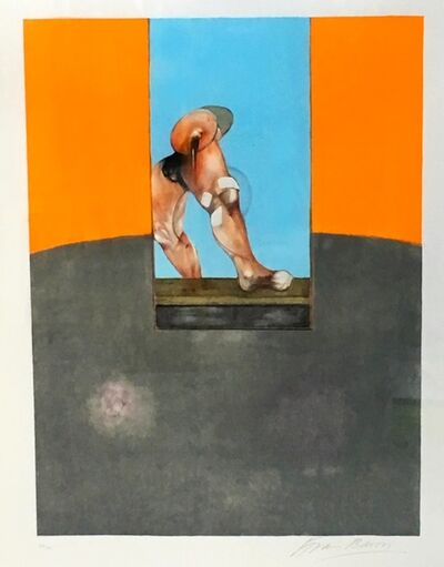 Francis Bacon, 'Triptych 1987', 1989