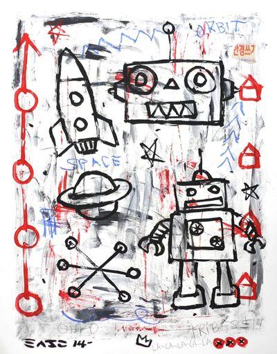 Gary John, 'Space Tribes #14', 2014