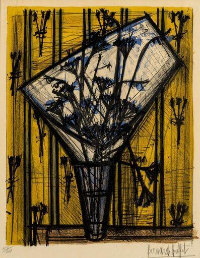Bernard Buffet, 'Flowers (Mourlot 4)', 1954