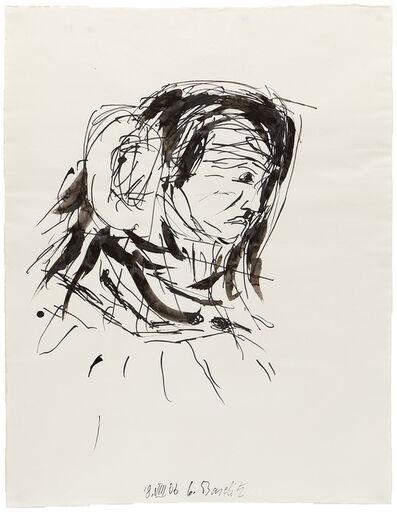 Georg Baselitz, 'Untitled 18.VIII.06', 2006