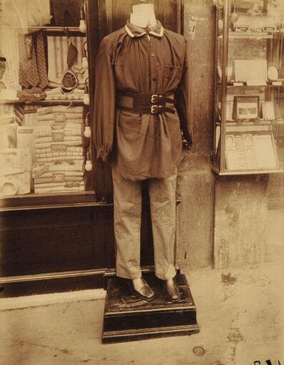 Eugène Atget, 'Avenue de Gobelins', 1926-1927