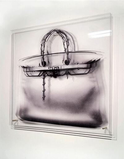 Yves Hayat, 'Barbed Bag'