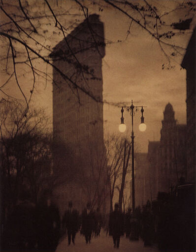 Alvin Langdon Coburn, 'The flat Iron Building, New York', 1911
