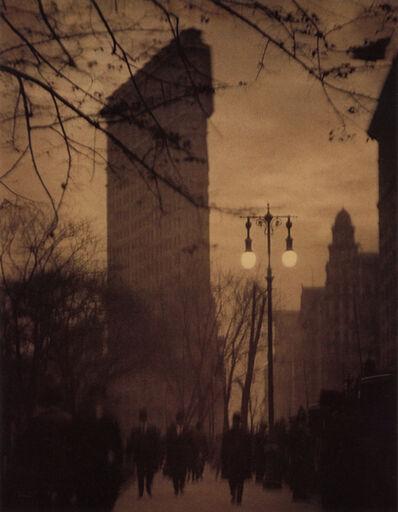 Alvin Langdon Coburn, 'The flat Iron Building, New York', 1911
