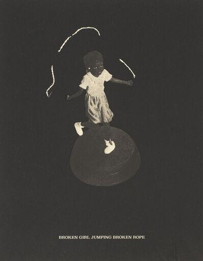 Shala Miller, 'Broken Girl Jumping Broken Rope', 2021