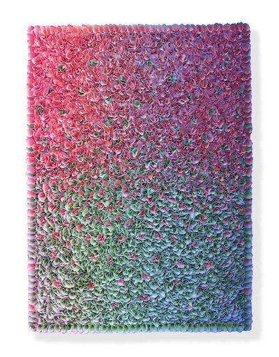 Zhuang Hong Yi, 'Flowerbed colour change #B19-86', 2019