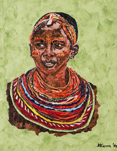Mihira Karra, 'Masai Girl'