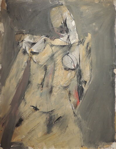 Jack Tworkov, 'Torso', 1948
