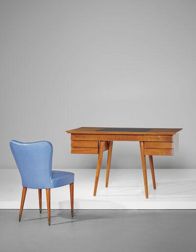Gio Ponti, 'Desk and chair', circa 1940