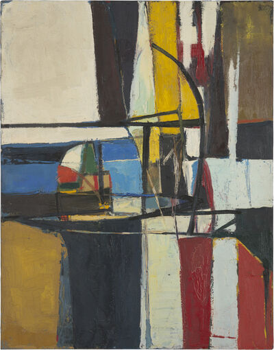 Richard Diebenkorn, 'Untitled', ca. 1947