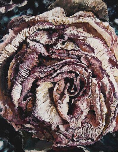 Philippe Cognée, 'Rose 1', 2019