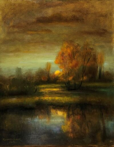 Rose Freymuth-Frazier, 'Falling Reflections', 2019