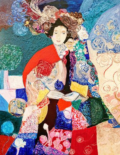 Brigitte Szpiro, 'Mon jardin secret', 2018