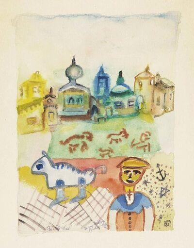 Henry Miller, 'Percha ', 1962