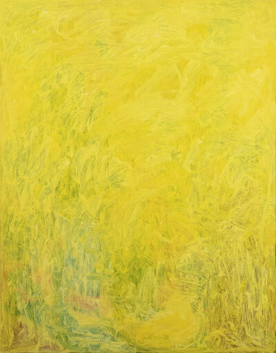 Beauford Delaney, 'Untitled (Yellow Light Swirling)', ca. 1962