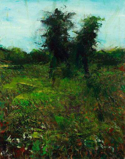 Szabolcs Veres, 'Two Trees', 2015