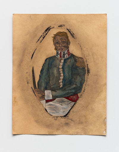 Umar Rashid (Frohawk Two Feathers), 'Good Bassianus, Brother of Saturninus, and Lover of Livinia', 2012
