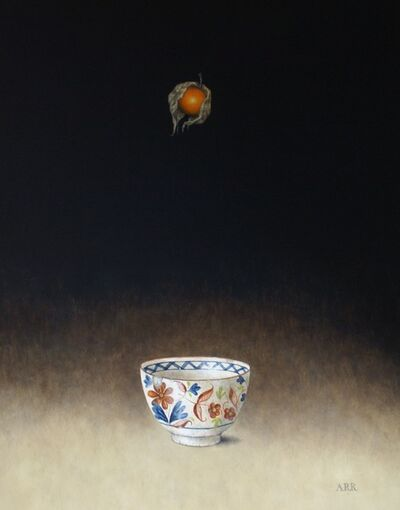 Alison Rankin, 'Chipped Bowl with Falling Physalis', 2020