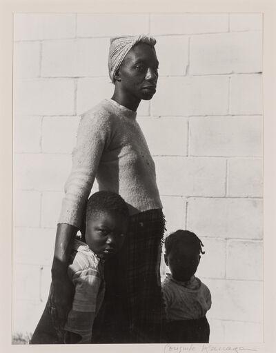 Consuelo Kanaga, '[She is the Tree of Life to them, Florida,]', 1950