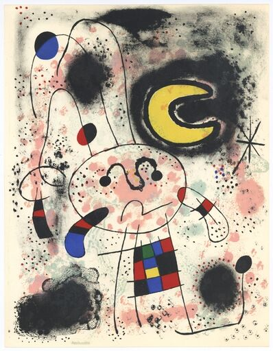 Joan Miró, 'Untitled', 1953