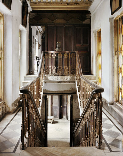 Laura McPhee, 'Stairwell, Monmotho Ghosh House, North Kolkata', 2009