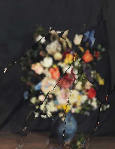 Ori Gersht, 'On Reflection, Material B03', 2014
