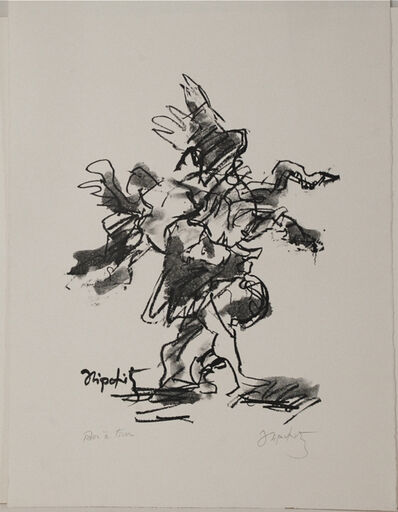Jacques Lipchitz, 'Untitled', 1968