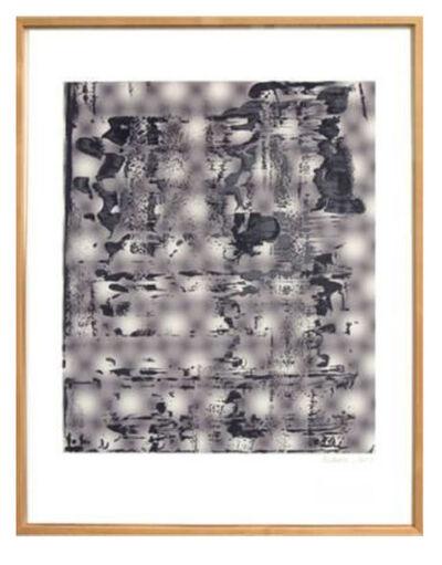 Gerhard Richter, 'Graphit', 2005