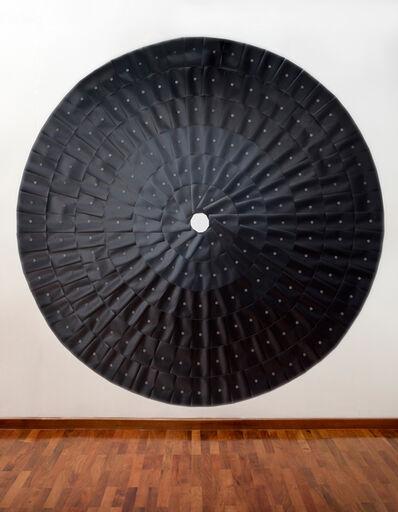 Alejandro Cartagena, 'Accumulations No. 12 (Suburban Sky, 7:00 p.m., 101-150 IMECA, Area Metropolitana de la Ciudad de Monterrey)', 2018