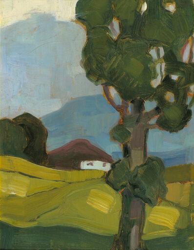 Herbert Gurschner, 'Summerly Ötztal', 1920