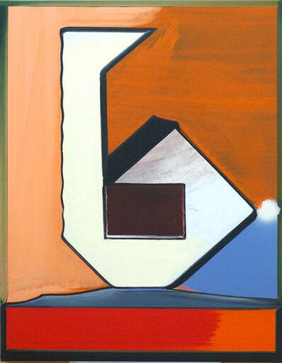 Thomas Scheibitz, 'Denkmal', 2013