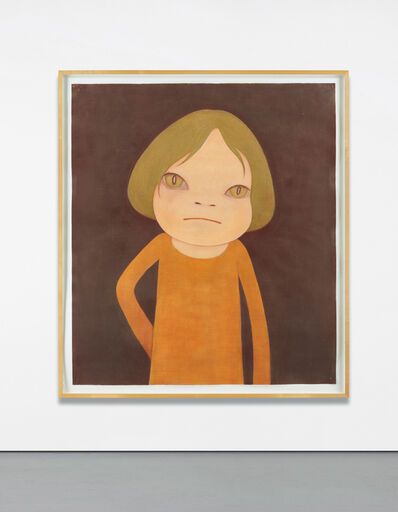 Yoshitomo Nara, 'Not Now', 2003