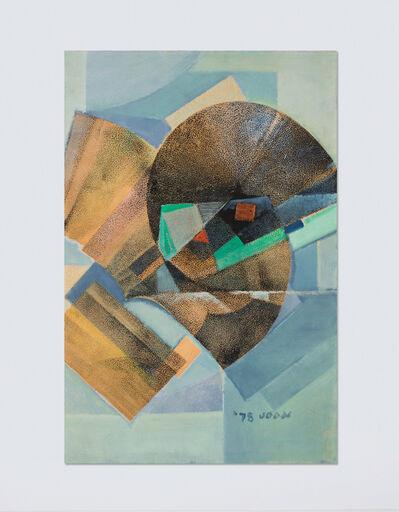 Joon Lee, '구심', 1978