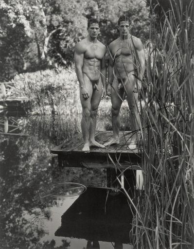Bruce Weber, 'Kyle and Laine Carlson, Golden Beach, Florida', 2000