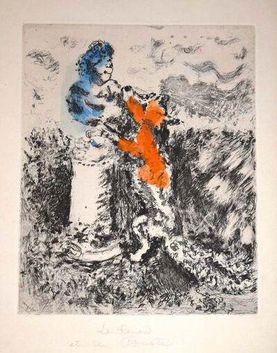 Marc Chagall, 'Le Renard et Le Buste', 1927-1930